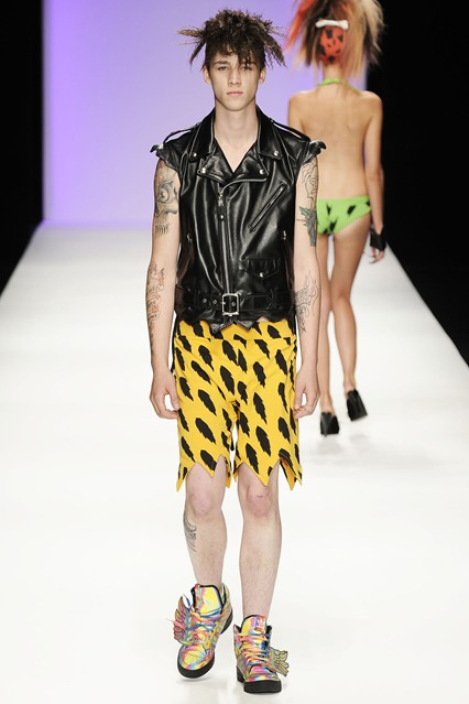 jeremy scott spring 2010 collection 4