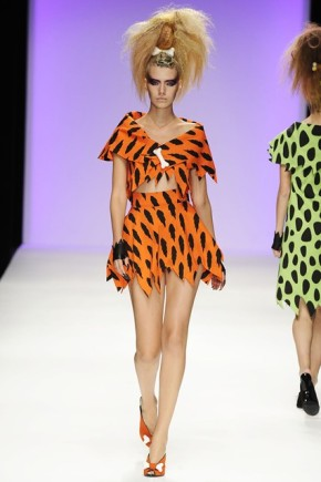 Jeremy Scott's Spring 2010 Spring/Summer Ready-to-Wear Collection