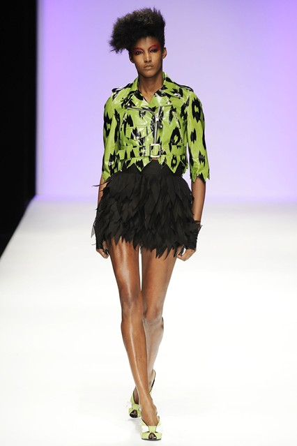 jeremy scott spring 2010 collection