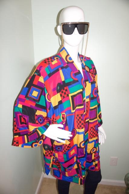 Colorful Vintage Throw DivaXpress 3