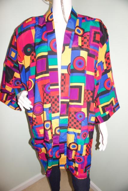 Colorful Vintage Throw DivaXpress