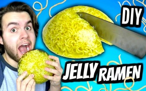 Would You Eat Gummy Ramen Noodles?