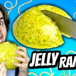 Would You Eat Gummy RamenNoodles?