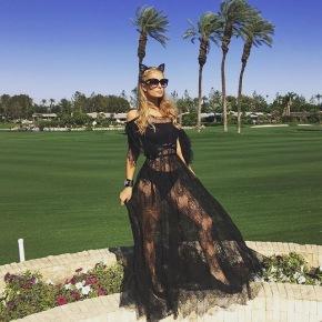 Coachella Must-Have: Black Lace