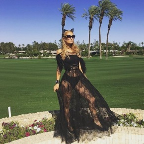 Coachella Must-Have: Black Lace
