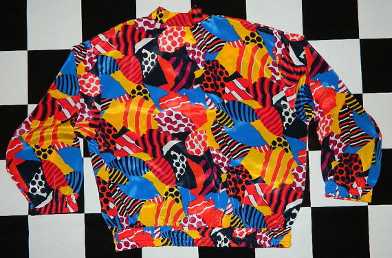 Really Dope Vintage Bomber Jacket