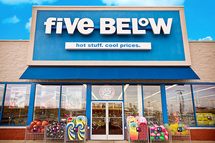 five below shop review