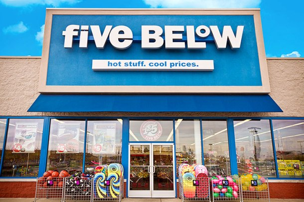 five below shop review