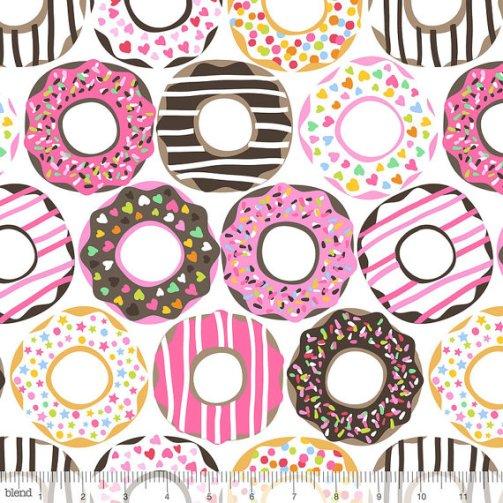 donut-print-fabric