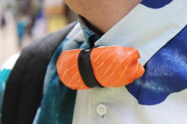 sushi-bow-tie