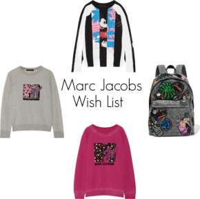 Currently Obsessed With Marc Jacobs