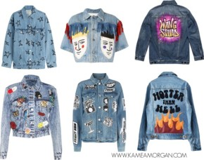 Trending Now: Dope Denim Jackets