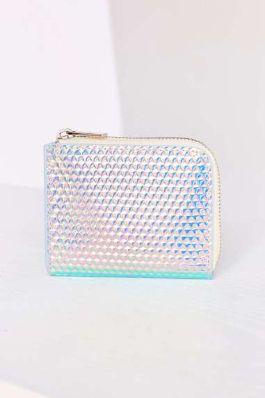 holographic wallet-kamea morgan-urban outfitters.jpeg