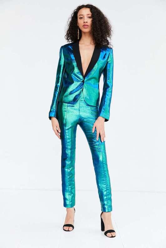 Iridescent Suit Urban Outfitters Sirena -Kamea Morgan 2.jpeg