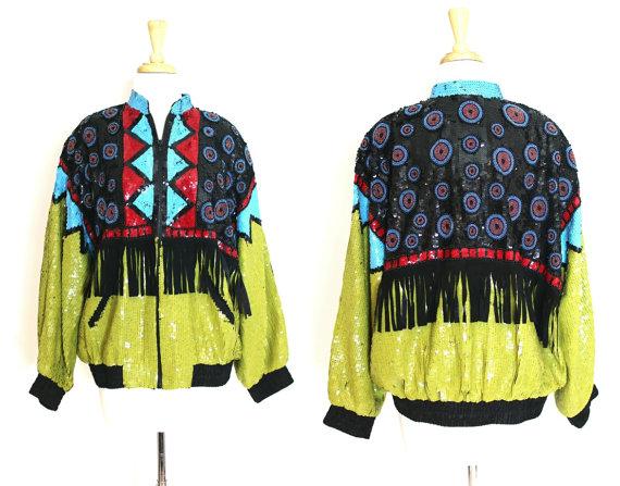 statement jacket- sequin and fringe-kamea morgan.jpg