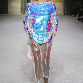 Balmain In Iridescent Fabrics, I Like Where This Is Heading