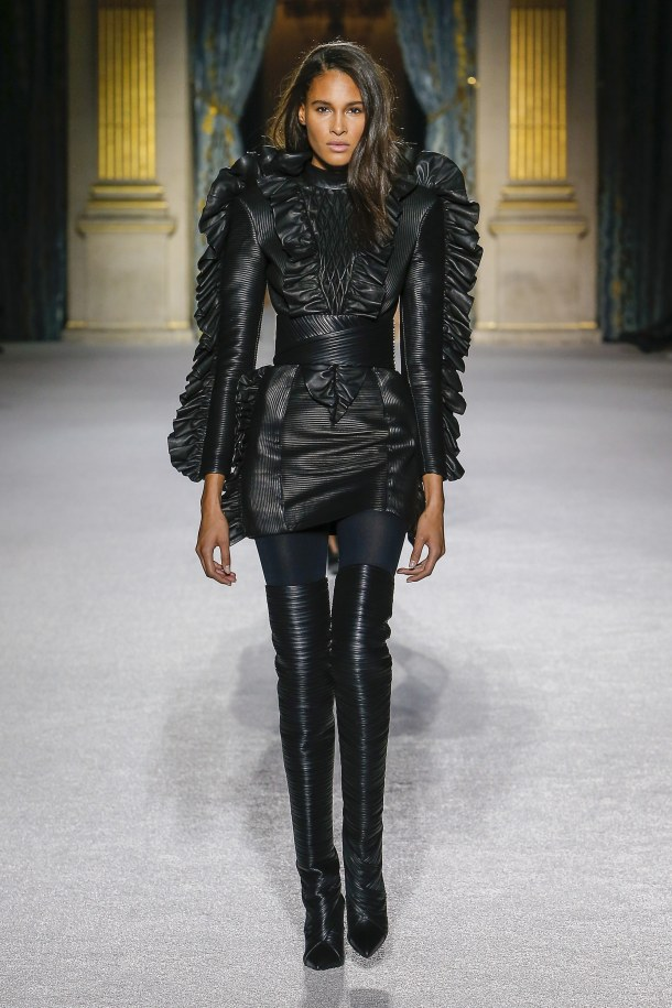 balmain fall 2018 ready to wear collection 8