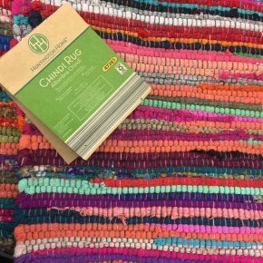These Chindi Rugs Are $4.99 And Perfect For Your Boho-StyleDecor