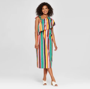 The Only Dress From The Target X Who What Wear Collection I Need Right Now