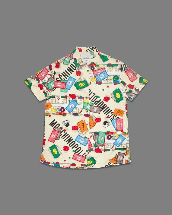 vintage-moschino-monopoly-shirt-moschino-button-down