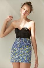 laura ashley pencil skirt