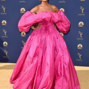 Still Loving: Tracee Ellis Ross In Valentino Couture