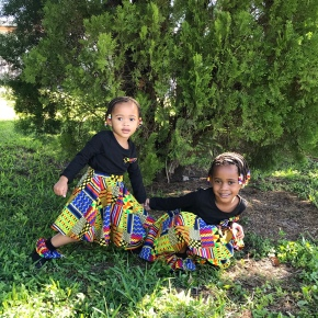 Sewing Chronicles: Children Skirts and My Little Sewing Dilemma